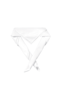 Neckerchief - white