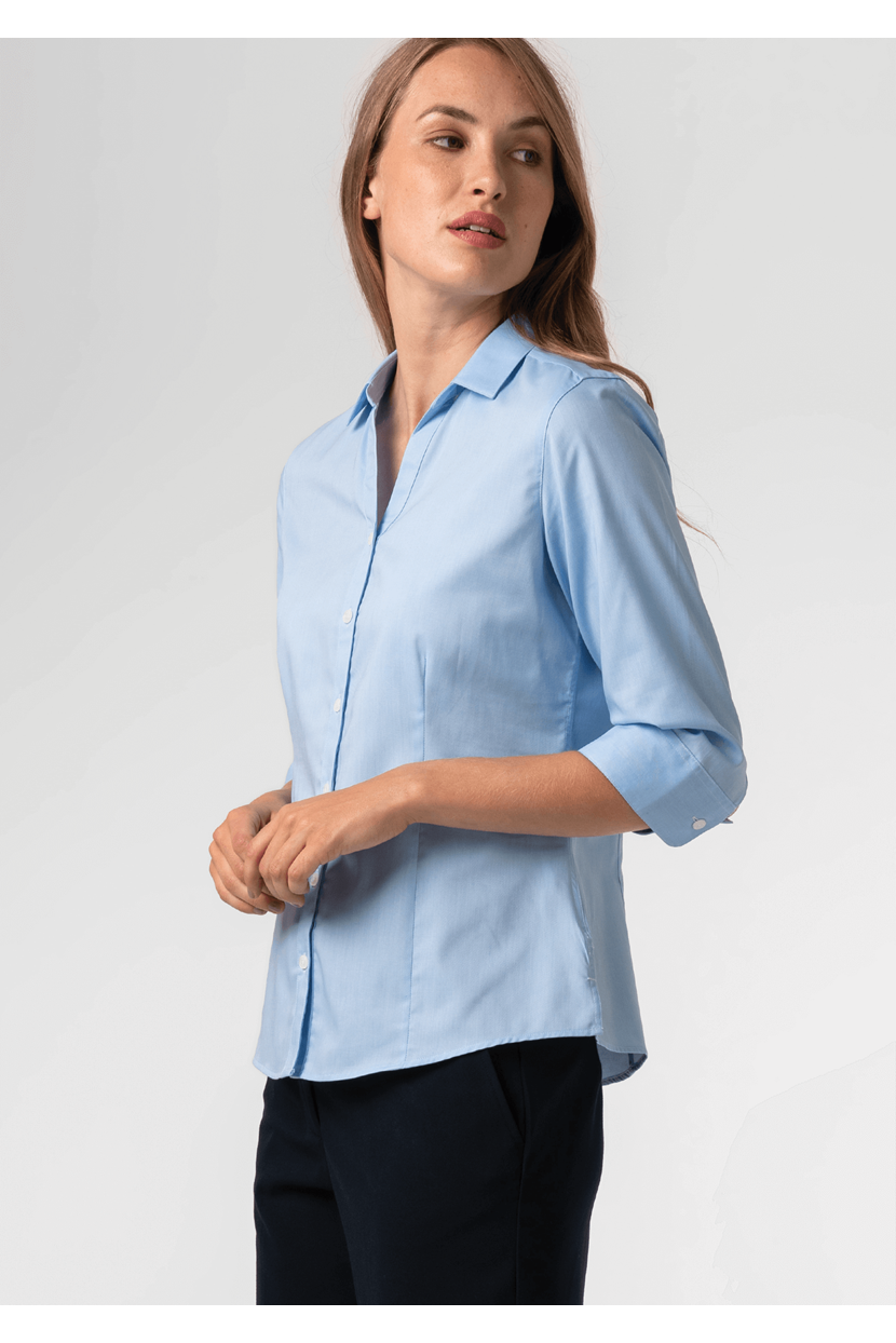 Oxford Women's 3/4 Sleeve Blouse