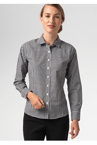 Gloucester Women's Blouse - black/white