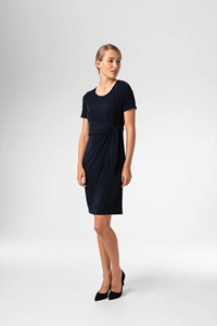 Charlie Women's S/S Dress - navy