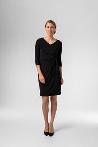 Charlie Women's S/S Dress - black