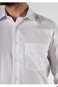 Oxford Men's Shirt - white