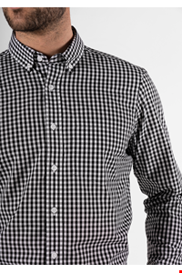 Gloucester Men's Shirt - black/white