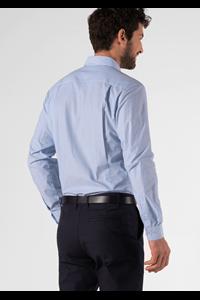 Richmond Men's Shirt - mid blue/white