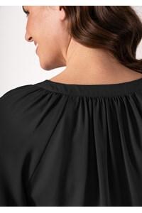 Florence Women's 3/4 Sleeve Top - cobalt