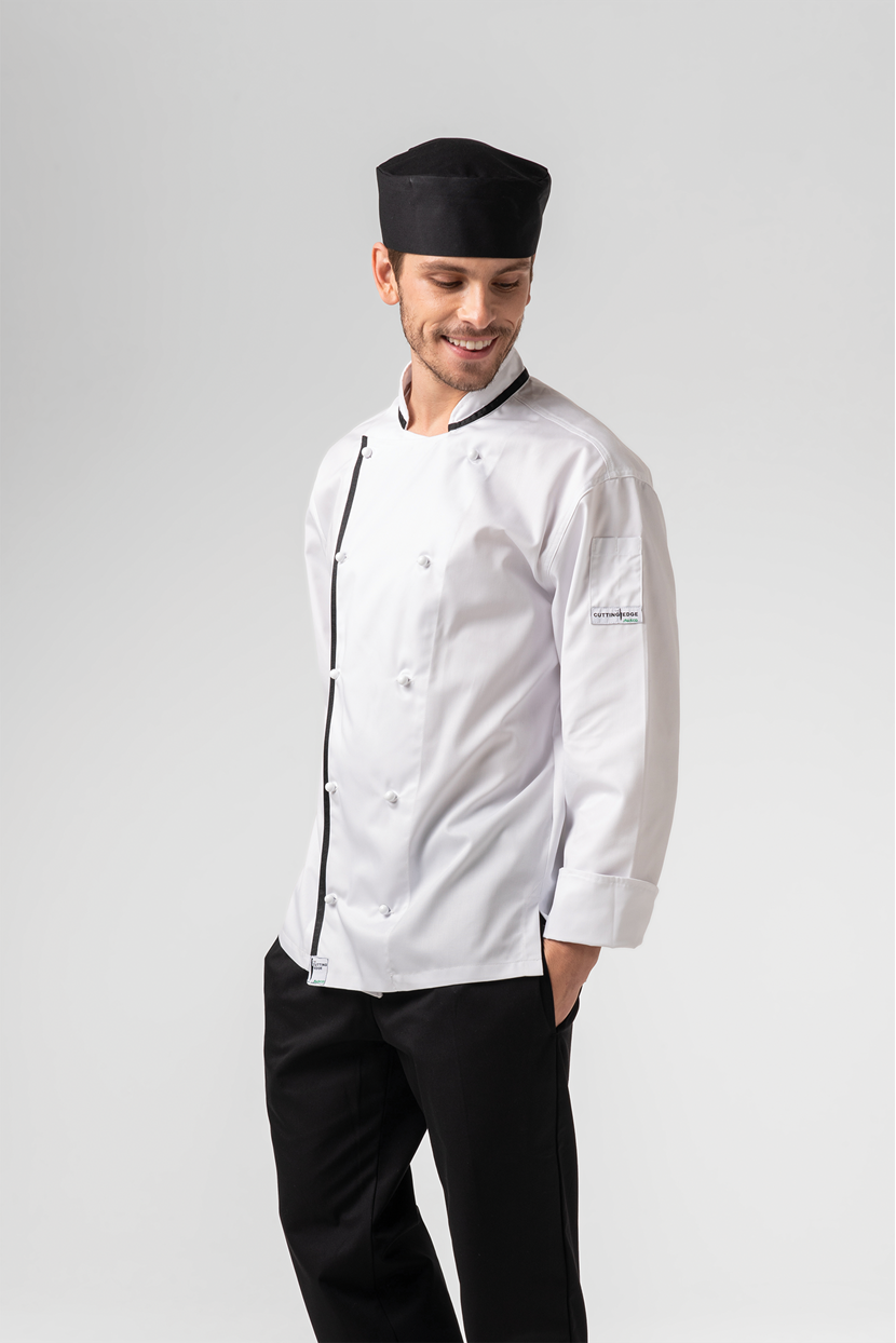 Chef Unisex Contrast Jacket