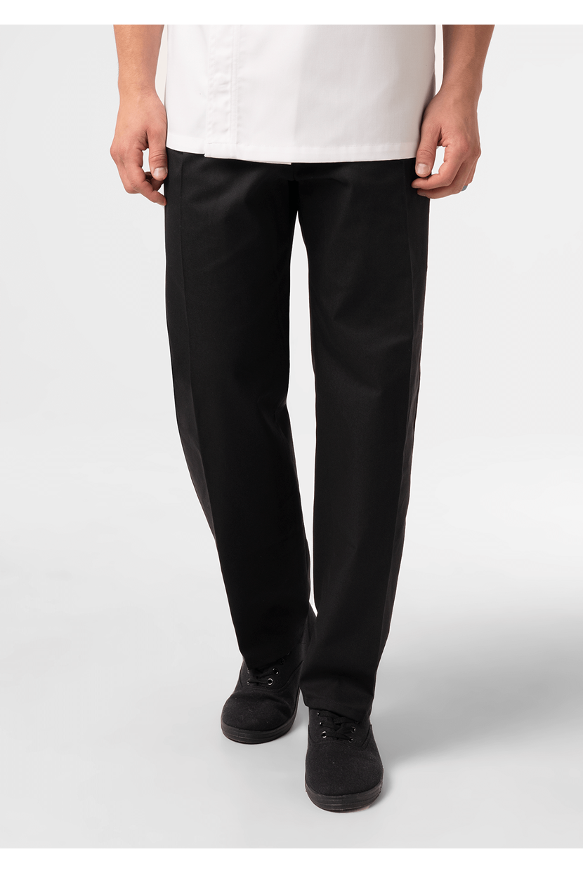 Chef Unisex Drawcord Pant With Pockets