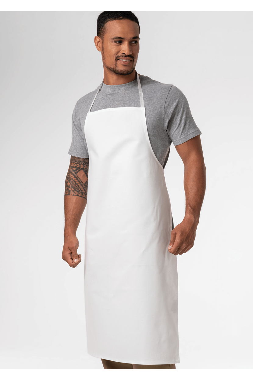 Deane Cotton Bib Apron