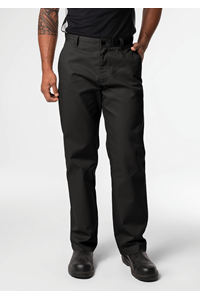 Stamina Men's Pant With Chip - dark grey