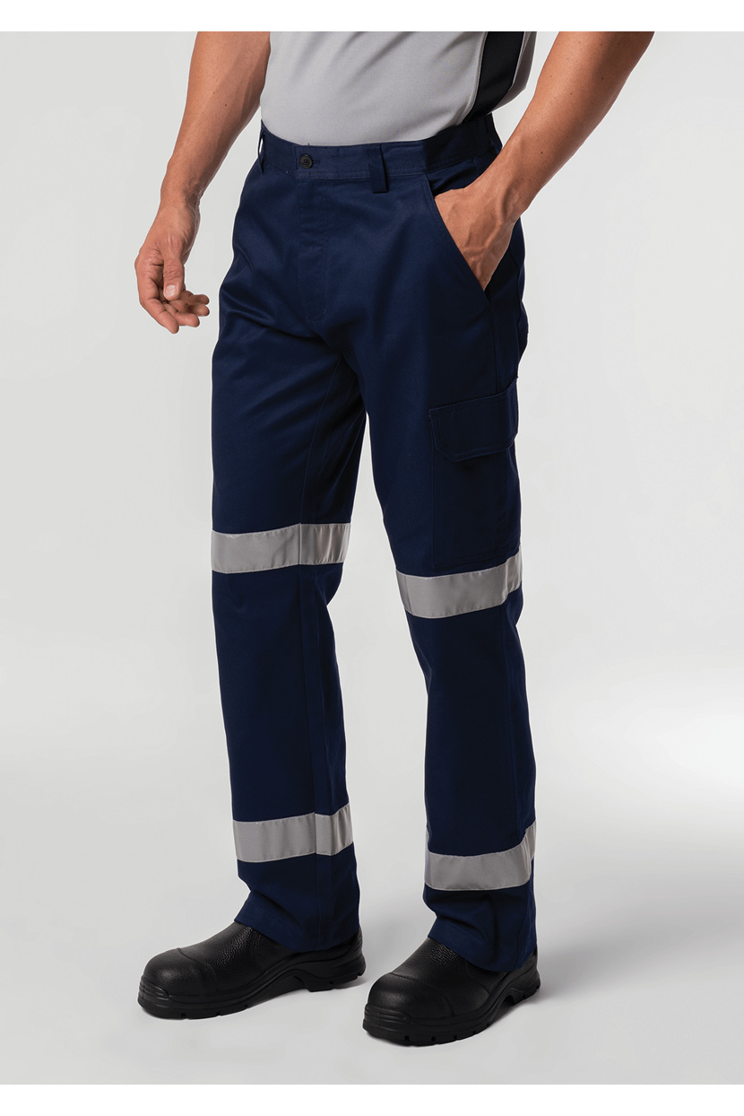 Stability Men's Cargo Pant With Tape