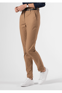Deane Chino Women's Pant - walnut