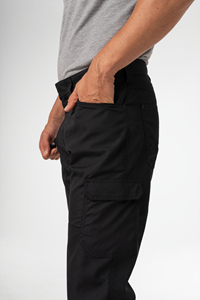 Tech Men's Cargo Pant - black