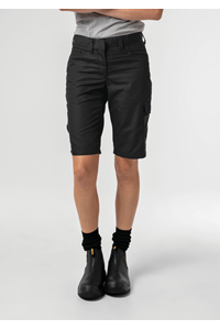 Tech Women's Cargo Short - black
