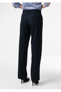 Ava Women's Trouser - navy