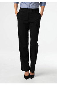 Ava Women's Trouser - black