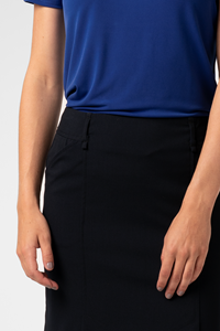 Utility Women's Straight Skirt - navy