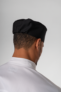 Food Skull Cap - black