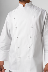 Chef Men's Classic Jacket - white