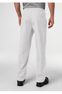 Food Unisex Pant With Pockets - white