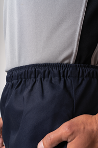 Food Unisex Pant With Pockets - navy