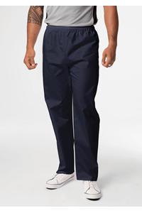 Food Unisex Pant With Internal Pocket - navy