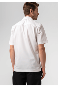 Men's S/S Tunic Shirt - white