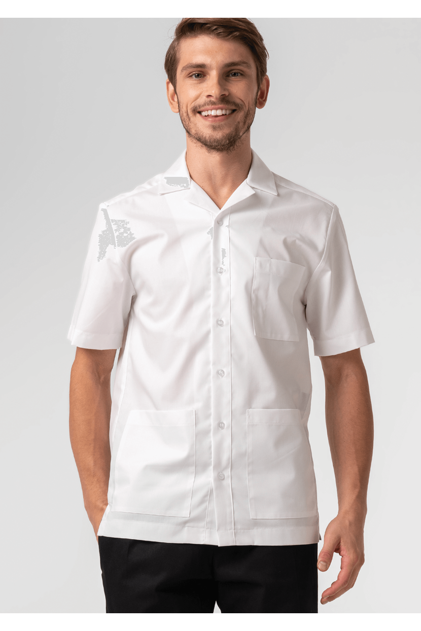 Men's S/S Tunic Shirt