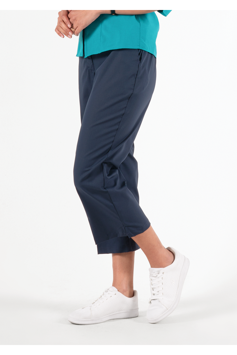 Health Womens 3/4 Trouser With Side Pockets