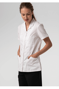 Women's S/S Tunic - white