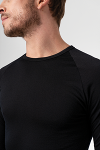 Men's Thermal Top - black