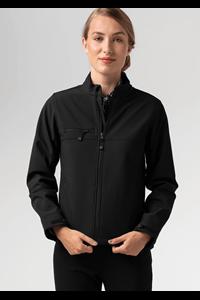 Deane Women's Softshell Jacket - black