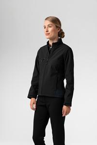 Deane Women's Softshell Jacket - black