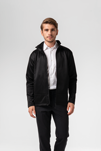 Deane Men's Mid Layer Jacket - black