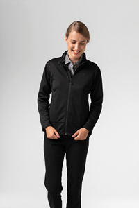 Deane Women's Mid Layer Jacket - black
