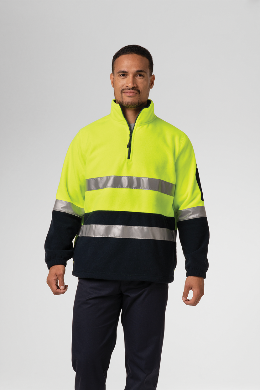 Hi Vis Day/Night Fleece Top