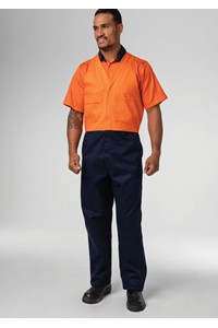 Hi Vis Day Roughall - navy/orange