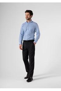 Soft Suiting Men's Trouser - black