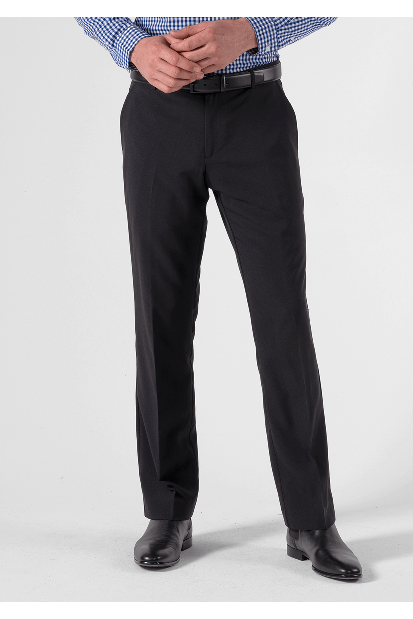 Soft Suiting Men's Twin Pleat Trouser