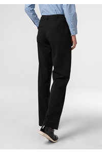 Soft Suiting Women's Trouser - black