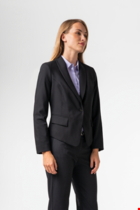 Louise Women's Tailored Jacket - black