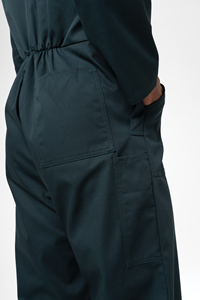 Classic Deane Zip Overall - spruce