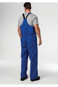 Deane Zip Coverall - royal