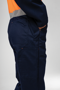 Flex Day/Night Dome Overall - navy/orange
